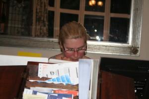 Jacs Studying
