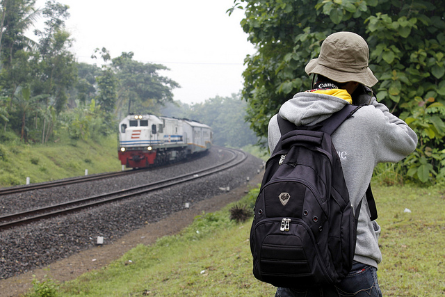 Are You A Train Spotter? Consider #1 The Affiliate Marketing 6 Key Step Success Cycle