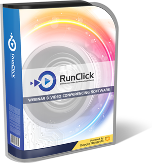 Extraordinary! Webinar and Video Conferencing Software From RunClick