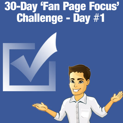 Fan Page Focus