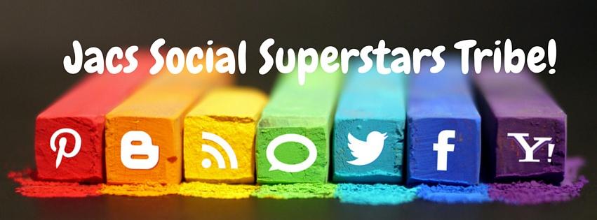 Jacs Social Superstars Tribe