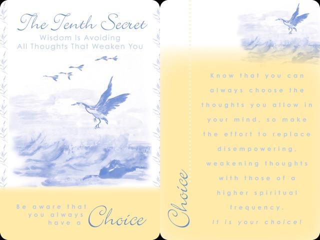 The Tenth Secret