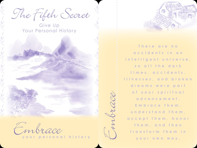 The Fifth Secret