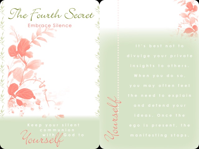 The Fourth Secret