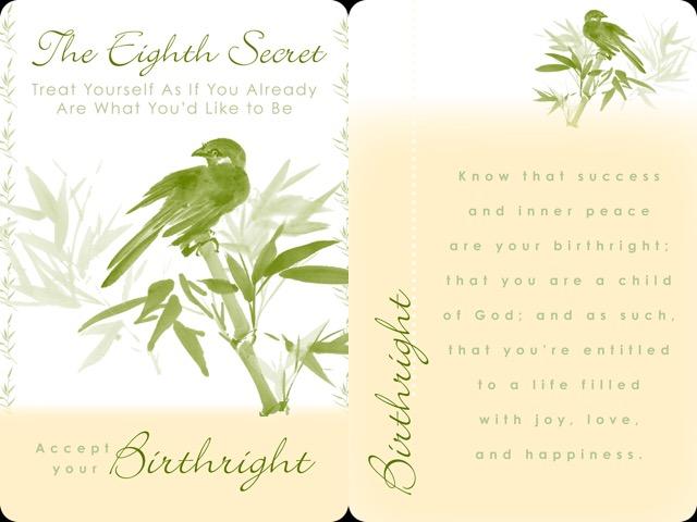The Eighth Secret