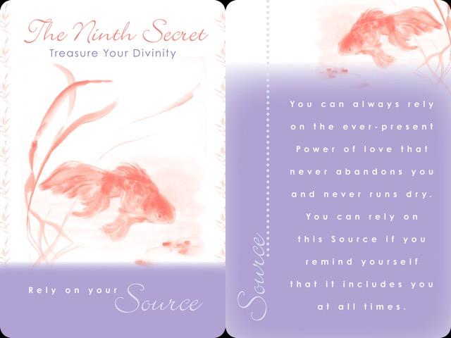 The Ninth Secret