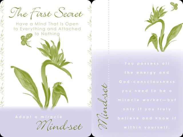 The First Secret