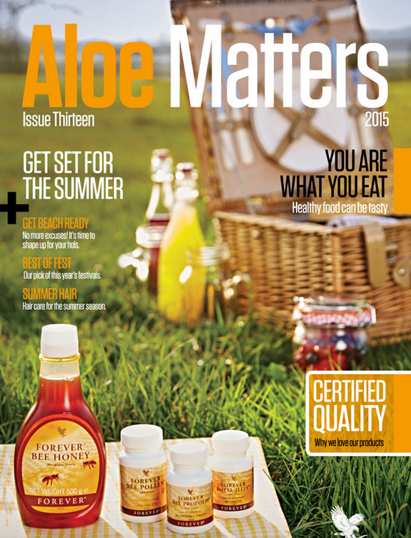 Aloe Matters ~ My Online Magazine #13