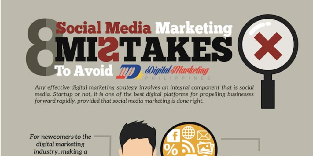 Social Media Mistakes!