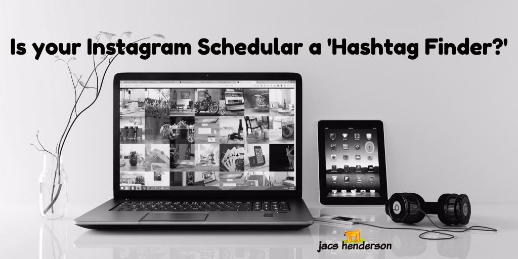 NEW: Instagram Hashtag Finder