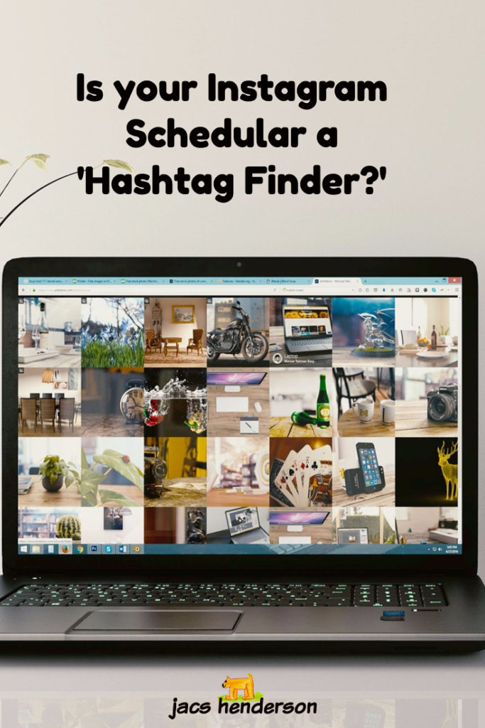 Is your Instagram Schedular a Hashtag Finder?