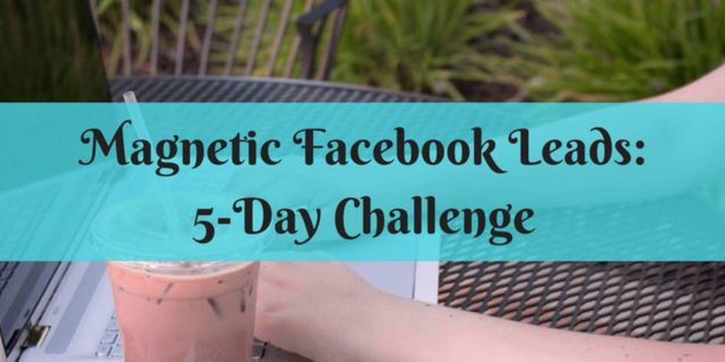 Magnetic Facebook Leads: 5 Day Challenge