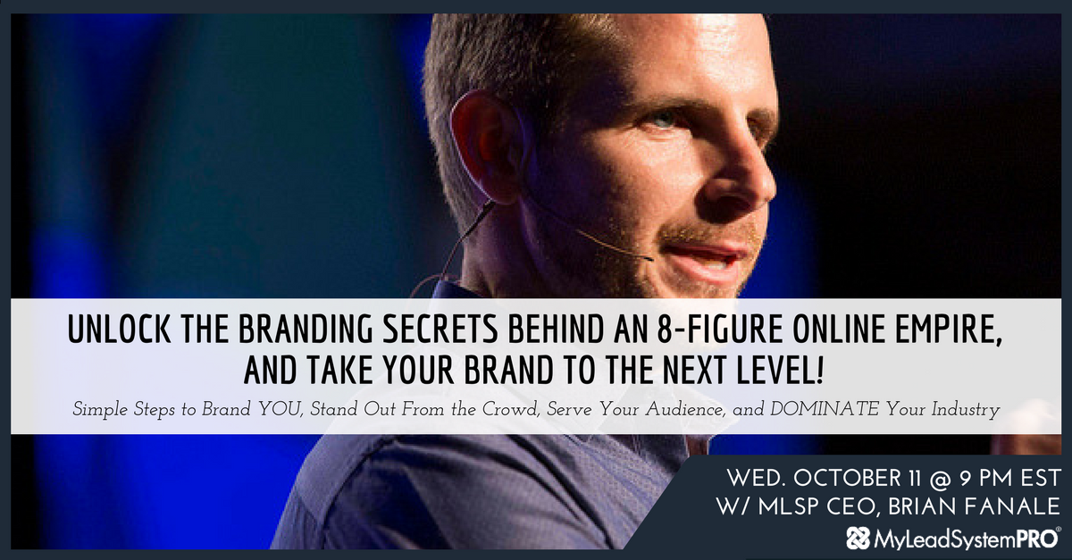 Marketing Webinar: Unlock Your Branding Secrets