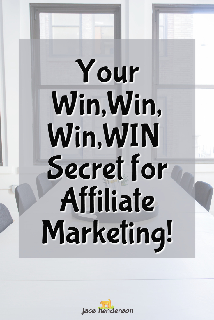 You've heard of the Win, Win, Win scenario in Affiliate Marketing, where the Customer WINS a product to help them, the product owner WINS a Sale you WIN a Commission! but, there is one downside to this ...  Who gets the LEAD? Find out how YOU can capture the lead and build your list too! Click below to read how!