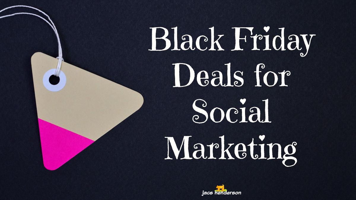 My 5 Day BLACK FRIDAY Savvy Social Marketing Top Products
