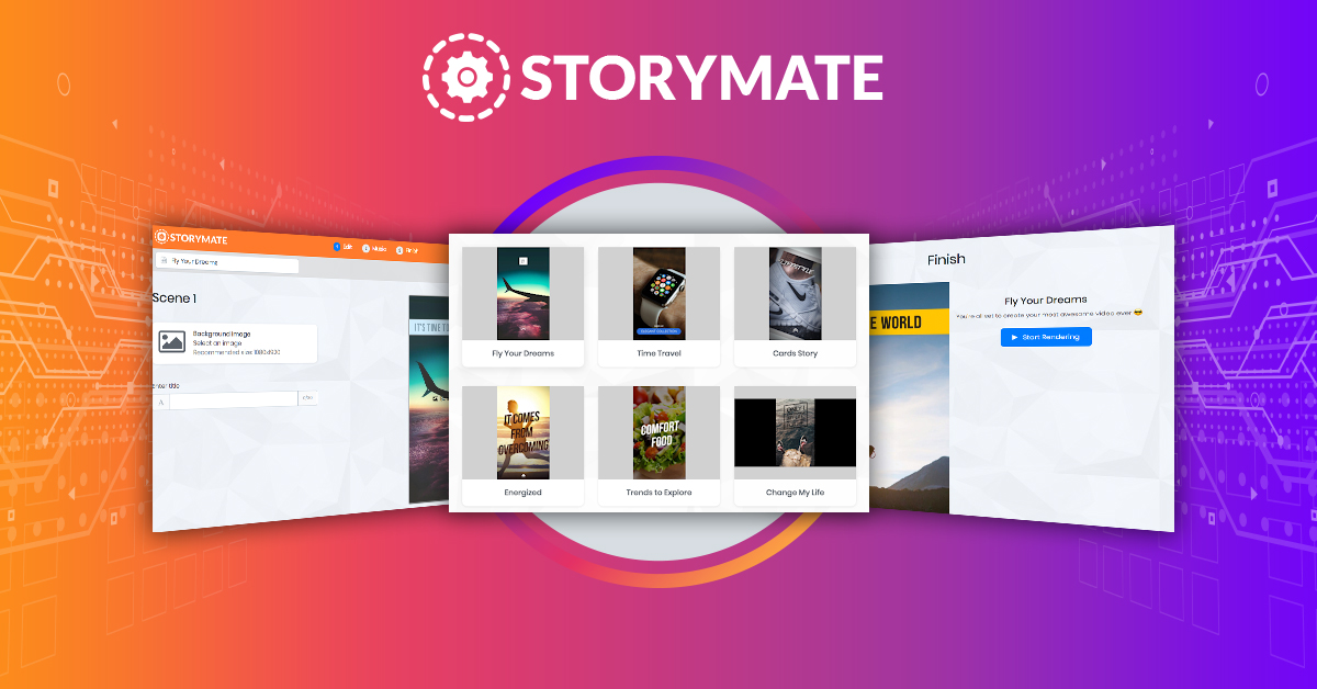 Facebook & Instagram Stories LOVE Storymate (review)